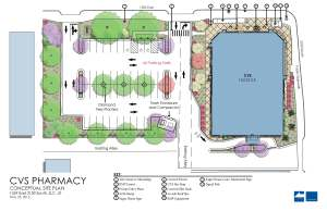 CVS Pharmacy - Conceptual Site Plan - 5-25-16