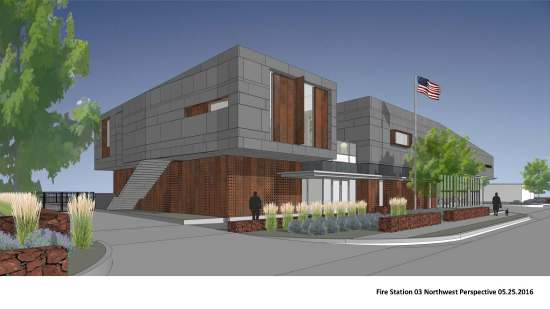 Update Fire Station Design June 2016