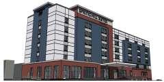 Wilmington Hotel Colored Renderings